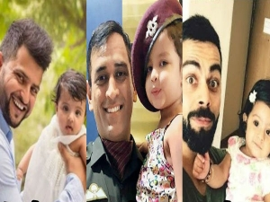 Adorable Babies Pics Of Indian Cricketers