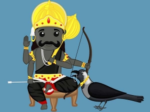 Why You Must Never Worship Lord Shani Face To Face