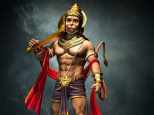 Why Hanuman Stopped Bheem On His Way