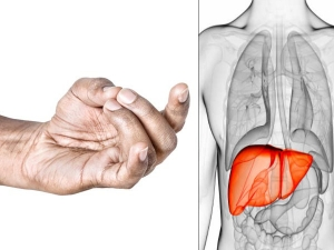 A Hand Mudra For Digestion Gastritis