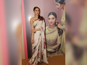 Aditi Rao Hydari S Chic Attire Is Meant For Cocktail Nights
