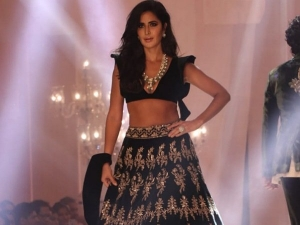Katrina Kaif Is A Sight To Behold In Her Floral Lehenga