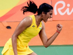 Interesting Moments Of Pv Sindhu