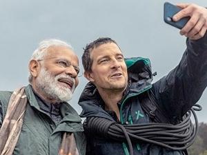 Man Vs Wild Episode Featuring Pm Modi Is Trending Online