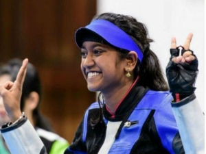 Intersting Facts About Rifle Gold Medalist Elavenil Valariva