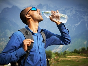Are Drinking Water Bottles Exposed To Sun Good For Health