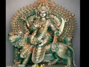 Navratri Puja History