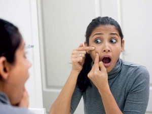 What To Do When You Feel A Pimple Coming