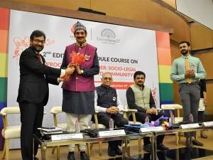 Ahmedabad S Karnavati University To Have A Chair Professor From Lgbtq Community