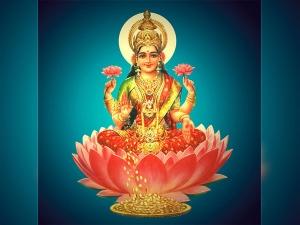 Sixteen Forms Of The Goddess Lakshmi