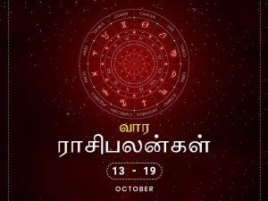 Weekly Horoscope For 13 19 October In Tamil