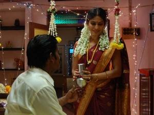 Dramatic Rituals Of Wedding Night