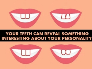 What Do Your Teeth Say About Your Personality
