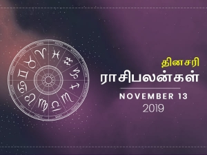 Daily Horoscope For 13th November 2019 Wednesday