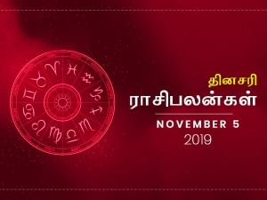 Daily Horoscope For 5th November 2019 Tuesday