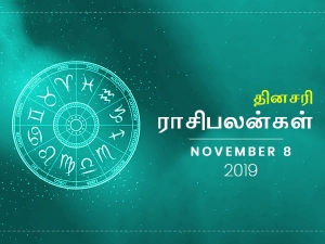 Daily Horoscope For 8th November 2019 Friday