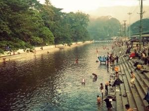 Sabarimala Yathra History Of Pamba And Azhutha River