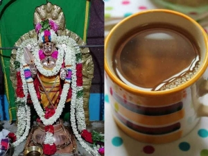 Tiruchendur Soorasamharm Sukku With Hot Water Tiruchendur Murugan