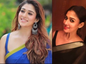 Nayanthara Birthday Special Top 10 Latest Nayanthara Saree Looks That We Absolutely Love