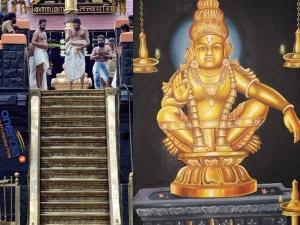 Sabarimala 18 Holy Steps Pathinettam Padi And Its Significance