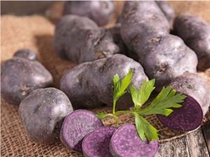 Nutritional Health Benefits Of Purple Potatoes