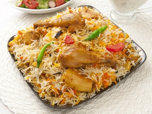 Know Your Plate A Serving Of Biryani Has These Many Calories