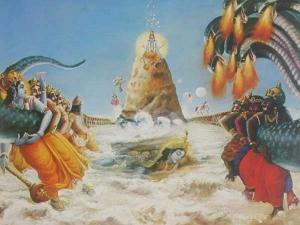Importance Of Parijat Tree In Hindu Tradition