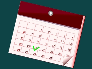 Vastu Shastra The Right Place For Hanging The New Year Calendar