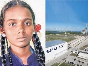 Tamil Nadu Government School Girl Wins Trip To Nasa