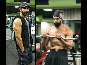 Actor Rana Daggubati S Secret To Stay Fit And Healthy