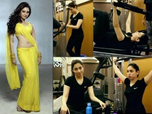 Birthday Special Tamannaah Bhatia Diet Exercise And Workout Plan