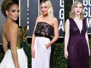 Golden Globes 2020 Best Beauty Looks
