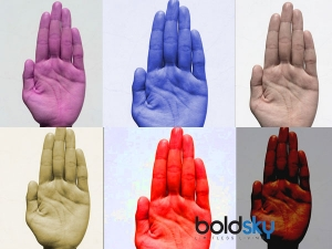 Colour Of Your Palm Reveals This Secret About You
