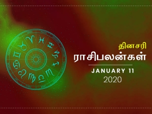 Daily Horoscope For 11th January 2020 Saturday In Tamil