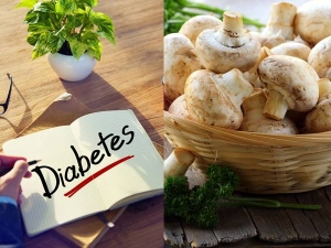Suffering From Diabetes Here S How White Mushrooms Can Help