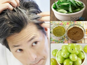 Got Grey Hair These 5 Home Remedies Can Work Better Than Hair Dyes And Hair Colours