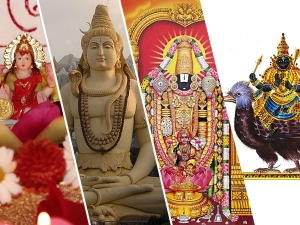 Worship Hindu Gods Day Wise