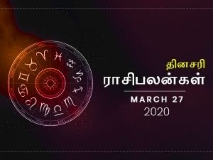 Daily Horoscope For 27th March 2020 Friday In Tamil