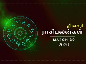 Daily Horoscope For 30th March 2020 Monday In Tamil