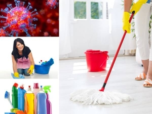 Home Hygiene Clean Your House This Way To Prevent Coronavirus Or Any Flu Like Disease