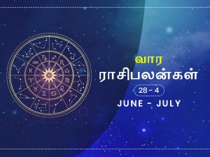Weekly Horoscope For 28th June 2020 To 4th July 2020 In Tamil