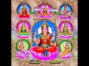 Ashta Lakshmi Stotram For Wealth And Prosperity In Tamil