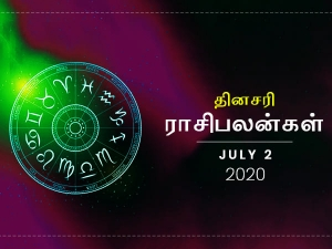 Daily Horoscope For 2nd July 2020 Thursday In Tamil