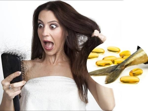 Fish Oil For Hair Fall