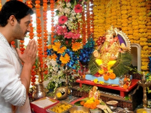 How To Celebrate Ganesh Chaturthi At Home In Tamil