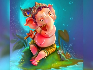 Happy Ganesh Chaturthi Wishes Images Greeting Whatsapp And Facebook Status Message In Tamil