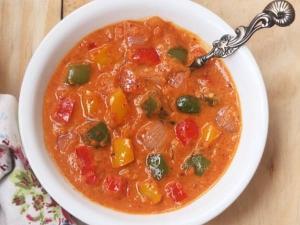 Capsicum Gravy Recipe In Tamil