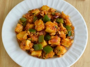 Chilli Paneer Recipe In Tamil