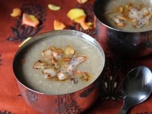 Coconut Payasam Recipe In Tamil