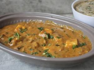 Dahi Paneer Gravy Recipe In Tamil